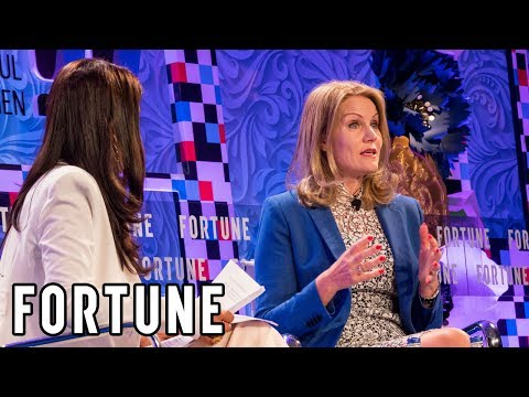One on One: Helle Thorning-Schmidt Interviewed by Maithreyi Seetharaman I Fortune