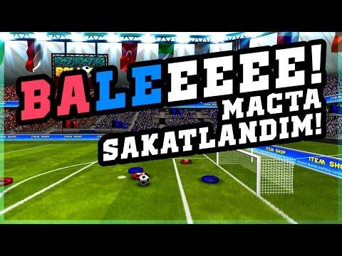 EFSANE DERBİ - Ball 3D Soccer Online Türkçe