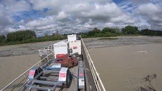 Geoffs Highway View : Ashburton to Fairlie   Freightliner