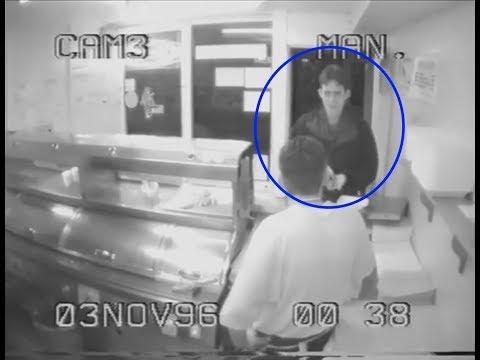 TOP 5 - Filmati videosorveglianza di persone scomparse misteriosamente
