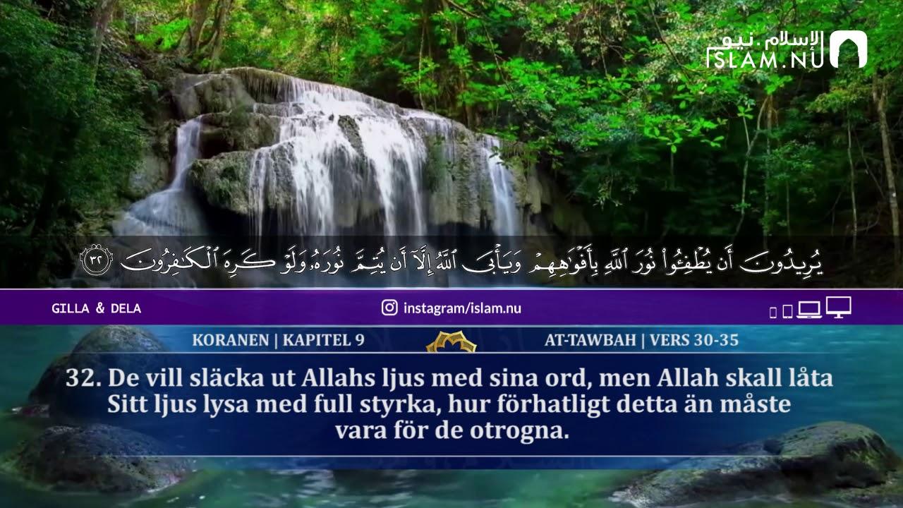 Surah At-Tawbah (30-35) - Wadi Al-Yamani
