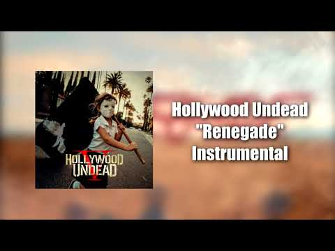 Hollywood Undead  Renegade Instrumental