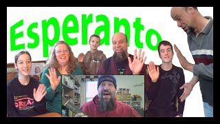 Esperanto Lives Again (2019 Update) #EsperantoLives