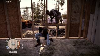 State of Decay-use stealth kill to help you when you run out of stamina