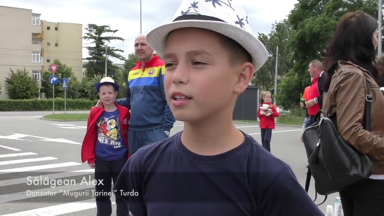 "Ansamblul ""Mugurii Țarinei"" a sosit din Polonia (01.07.2018)"