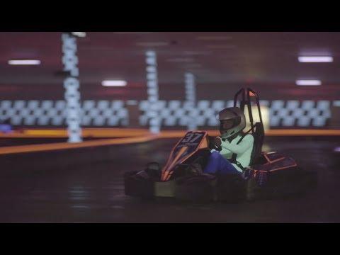 Go Karts Reno >> Blacklight Racing And Indoor Karting At Need 2 Speed In Reno Youtube