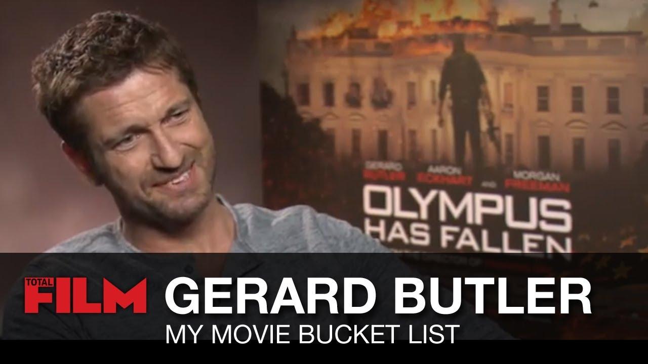 Gerard Butler: Movie Bucket List