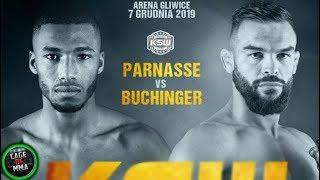KSW 52 - Salahdine Parnasse vs Ivan Buchinger