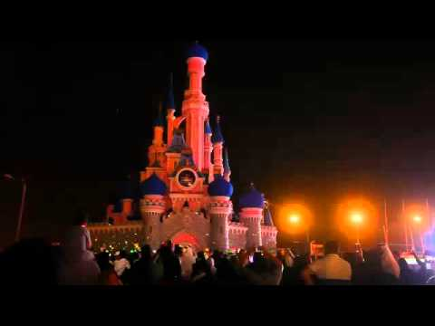 Opening of the Magical Festival Village Castle.