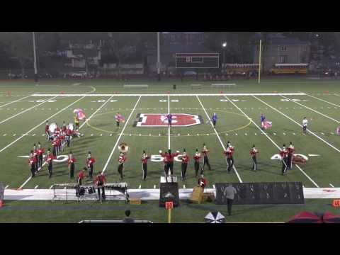 US Bands Bayonne Competition 10/8/16