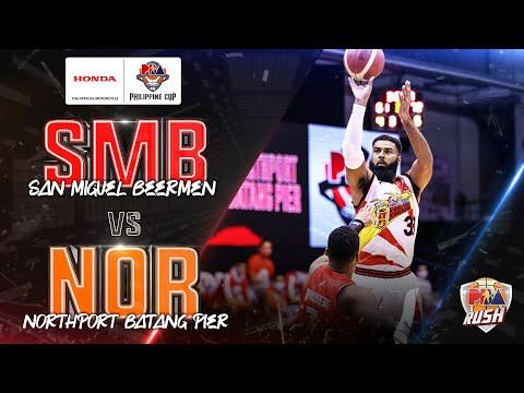 2021 PBA Philippine Cup | Northport Batang Pier vs San Miguel Beermen | July 25 2021
