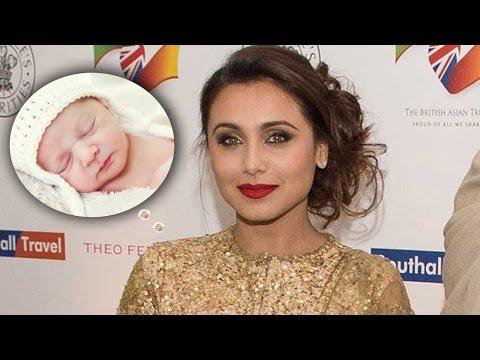 Rani Mukerji To Deliver Baby By January | Aditya Chopra | New Bollywood Movies News 2015