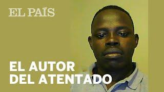 Salih Khater, británico de origen sudanés, el autor del intento de atentado en el Parlamento