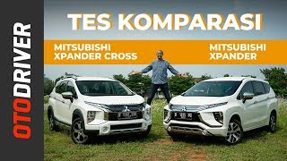 Mitsubishi Xpander Cross VS Mitsubishi Xpander 2020 | Review Indonesia | OtoDriver