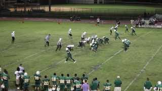 2013 Week 3 high school football: Coconut Creek 20, Nova 7