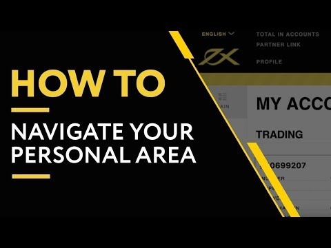 how-to-navigate-your-personal-area-|-exness