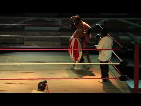 Gianni Valletta vs Tiger Ali - Pro Wrestling Malta presents : Dare to Dream