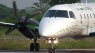 Air amazonia brasilia emb - 120 pouso