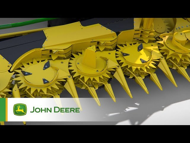 John Deere - Série 8000 - Récolteurs polyvalents