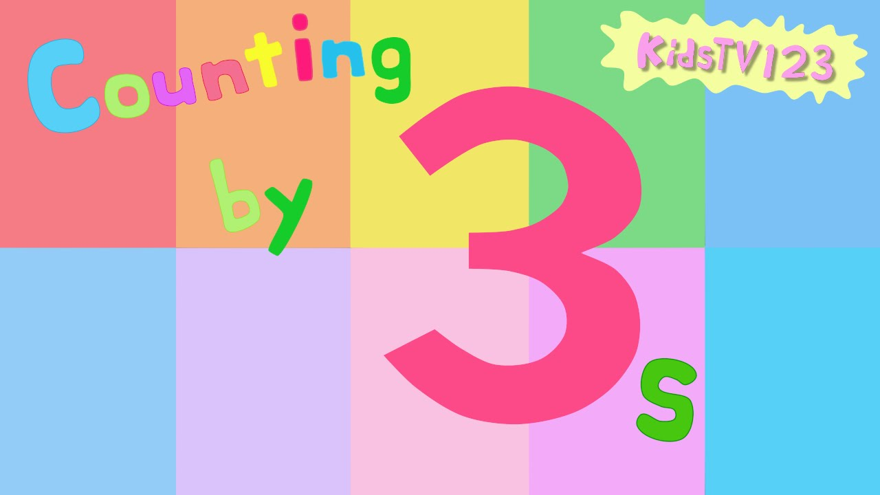 Download Counting by 3s