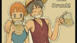 luffy x  nami-ready for love