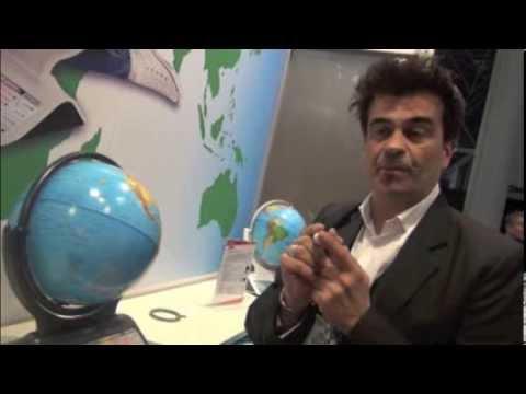 Oregon Scientific Smart Globe with Bluetooth Smart Pen