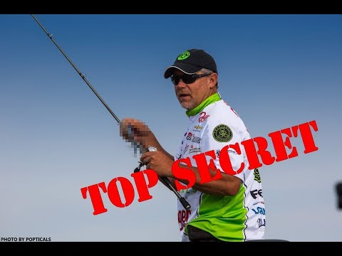 BEST KEPT Bass Fishing SECRET Bait! Gary Klein Wants My Head!