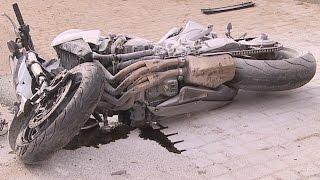 У Коломиї водій BMW збив мотоцикліста