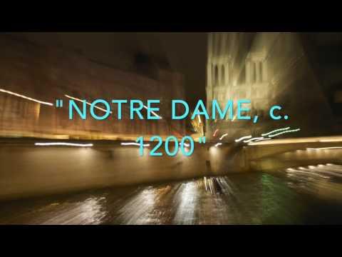 Notre Dame c 1200 sample