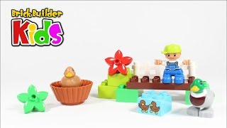 Lego Duplo 10581 Forest: Ducks – Lego Speed Build For Kids