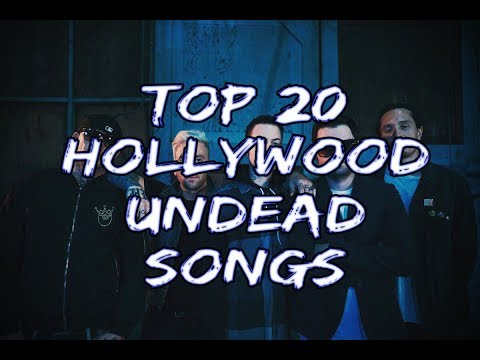 Top 20 Hollywood Undead Songs