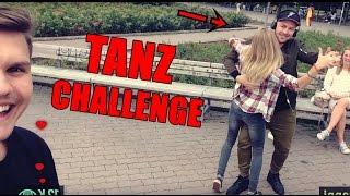 DANCE CHALLENGE mit Krappi | NERVE- Challenge 3/9 | #WatcherOrPlayer
