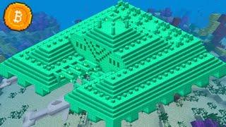 КРИПТОГОРОД! НАШ КРИПТОМУЗЕЙ ОТКРЫТ ДЛЯ ВСЕХ ЖЕЛАЮЩИХ! Minecraft