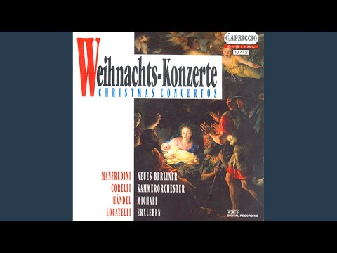 Concerto Grosso In C Major, Op. 3, No. 12: III. Allegro