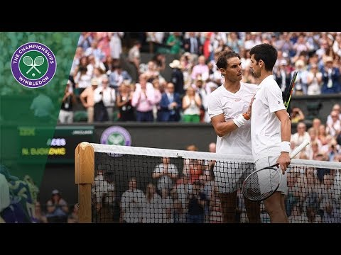 Novak Djokovic vs Rafael Nadal | Wimbledon 2018 | Full Match