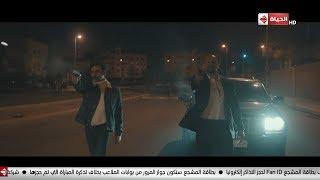 مواجهة قوية بالأسلحة بين هوجان وحسين الوالي #هوجان