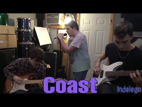indelego - -coast- (live recording)