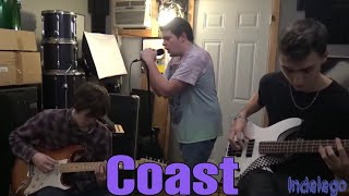indelego - -coast- (live recording)