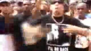 Teledysk: Ice-T - G-style RAP GANGSTA