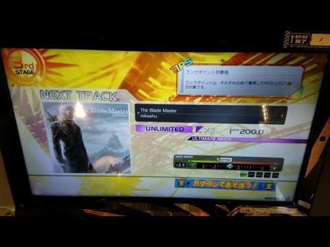【crossbeats REV. SUNRISE】The Blade Master UNLIMITED 100%