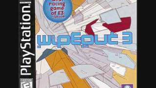 Wipeout 3 OST #13 Xpander