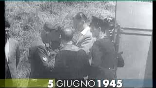 Repeat youtube video 5 giugno 1945 fucilato il torturatore fascista Pietro Koch