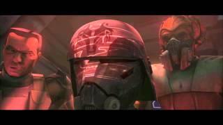 Звездные войны Войны Клонов Открытые Эпизоды  эксклюзивный клип Пло Куна.