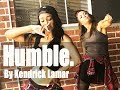 HUMBLE  - Kendrick Lamar -  Dance Fitness