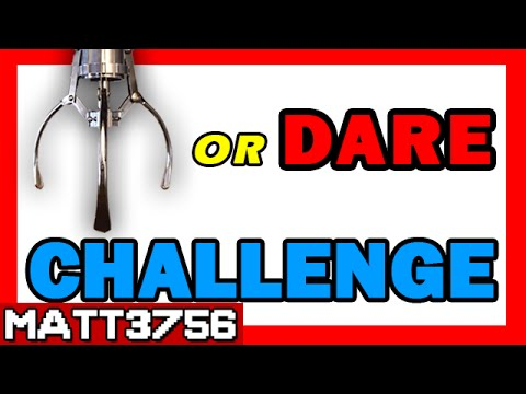 CLAW or DARE Challenge!