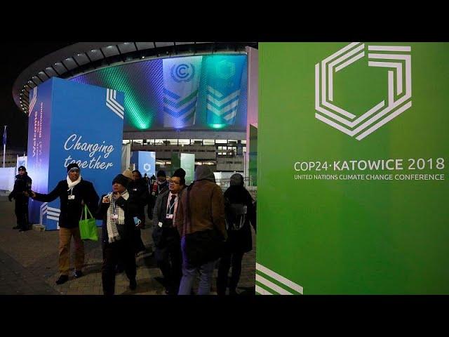 Acuerdo por el clima en la COP24
