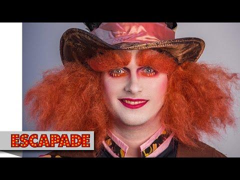 Mad Hatter Makeup Tutorial - Halloween Makeup Ideas