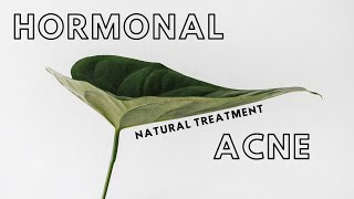 a naturopath explains how to treat hormonal acne » NATURALLY | Chloe Wilkinson Naturopath