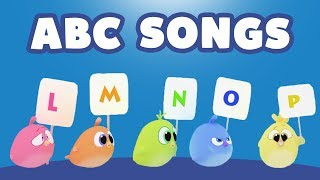 ABC Song Collection | + More Kids Songs & Nursery Rhymes | Alphabet Songs by Lolipapi