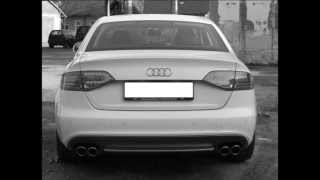 Audi A4 8K - 1.8TFSI 120PS@205PS MTM Tuning